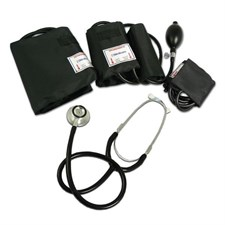 Aneroid Sphyg Family Practice Kit with Stethoscope Bundle